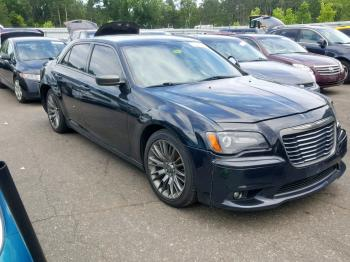 Salvage Chrysler 300